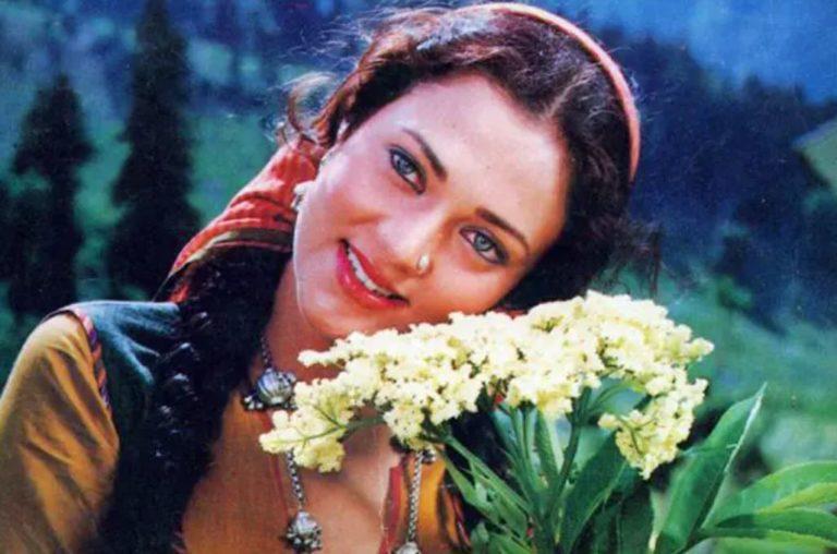 Мандакини — главная красавица Болливуда. Унаследовала ли её дочь редкую красоту матери