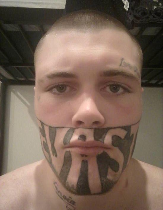 Серия 2: 10 самых нелепых тату, которое придумало человечество