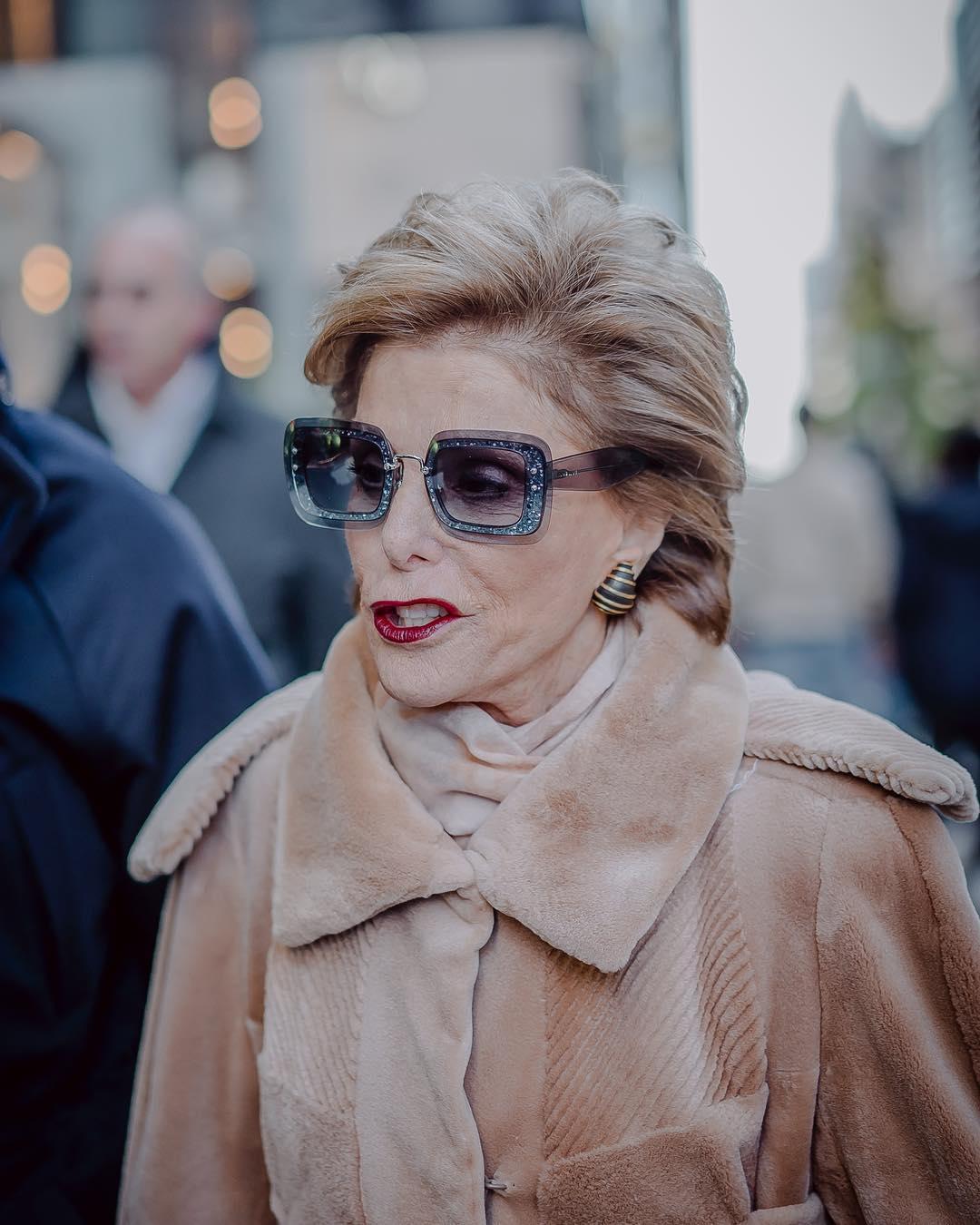 «Вот это бабушки!»: 5 пожилых итальянских красавиц, которыми восхищаются в Сети