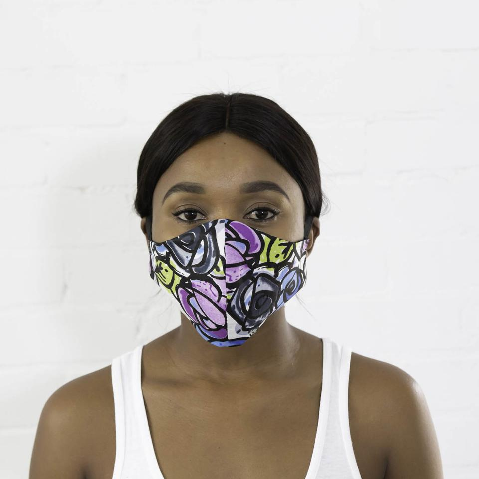 Красиво и полезно: самые креативные маски 2020 года по версии Forbes