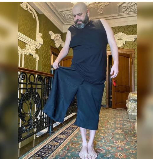 За 1 год сбросил 100 кг: что за диета помогла Максу Фадееву так сильно похудеть