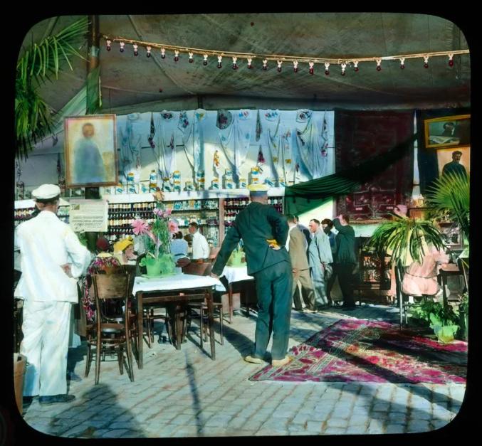 «Жемчужина у моря!»: художник показал, как выглядела Одесса в 30-ые годы