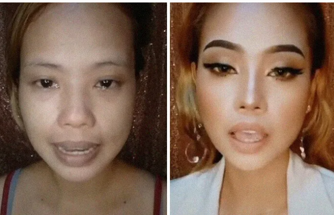 5 азиаток, которые с помощью макияжа превратили себя в супер-красавиц