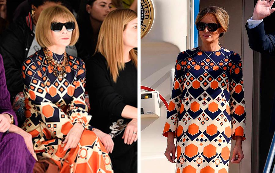 Знаменитости, которые одинаково оделись, но выглядят по-разному