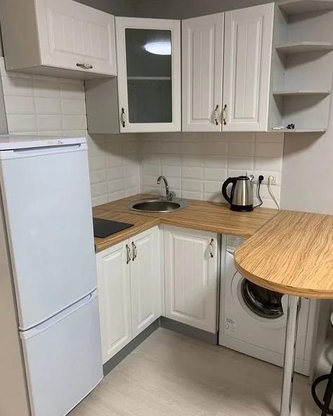 Парень приобрел квартиру-студию и сделал бюджетный ремонт за 300 тысяч