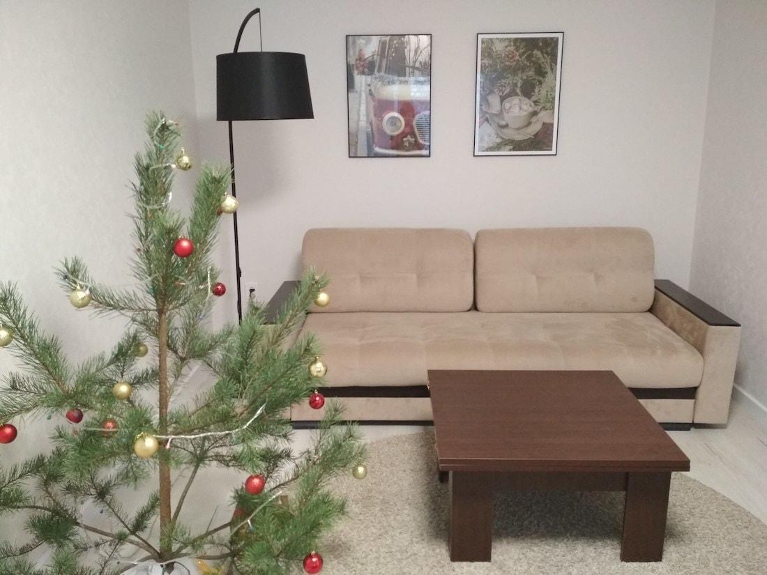 Ремонт за 20.000 рублей: как экономная пара превратила старый «бабушатник» в стильную квартиру